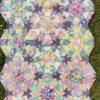 Windflower quilt by Tilda